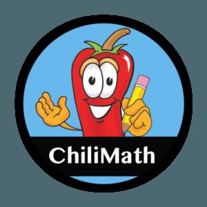 ChiliMath Store Logo