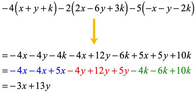 = -3x+13y