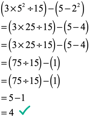 Order Of Operations Practice Problems Chilimath