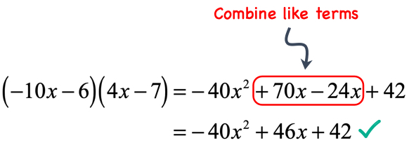 -40x^2+46x+42