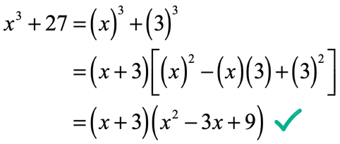 Factoring Sum and Difference of Two Cubes - ChiliMath