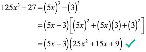 125x^3-27=(5x-3)(25x^2+15x+9)