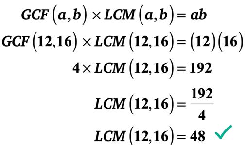 LCM(12,16)=48