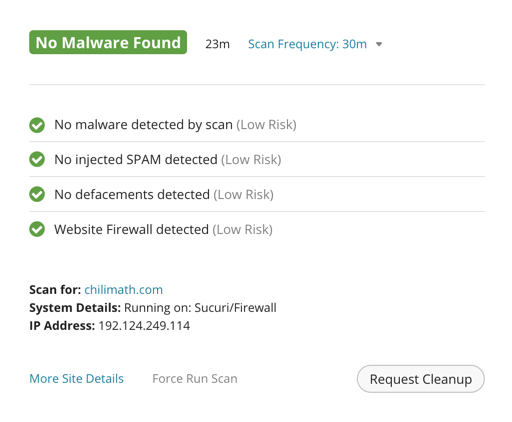 chilimath-no-malware-found