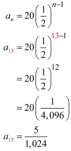 a13=5/1,024